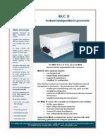 Terrasat Ku-band IBUC R Datasheet 061019