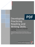 Developing and Practicing Reading and Writing Skills