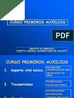 Medicina - Curso Rcp Y Primeros Auxilios I.ppt