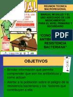 DIGEMID resistencia bacteriana