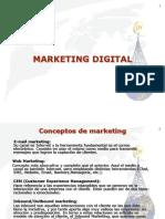 Importancia Marketing Digital
