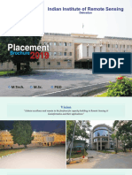 Placement Brochure 2019