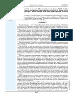 Ley 6-2019 modif D.L 1-2011 Código Derecho Foral Aragón-custodia
