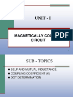 3.Magnetically Coupled Circuit