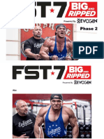 FST-7 Big and Ripped 8 Weeks to an Olympia-Winning Physique Phase 2 Workout Plans