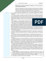 Decreto 77-2019 Declaración Parque Cultural Vall de Benás