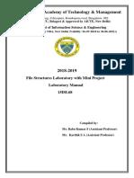 Fs Lab Manual