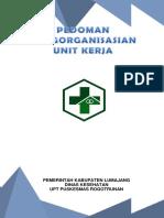 NEW Pedoman Pengorganisasian Unit Kerja