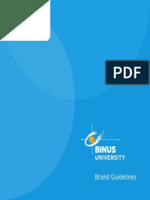 binus brand guideline typefaces logos binus brand guideline typefaces logos