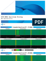 850 Spectrum Analysis
