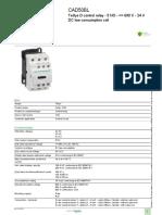 TeSys Control Relays_CAD50BL (1)