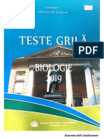 Grile biologie 2019 UMFCD