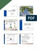 Spatial Information System