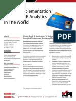 HR Analytics Quickread