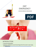Ent Emergencies Nk
