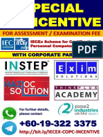 Iecex Copc Special Incentive