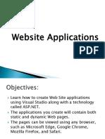 Intro to Web App
