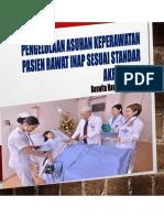 8. Asuhan Keperawatan Pasien Rawat Inap