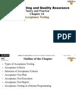 Ch14-AcceptanceTesting