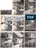 Second Life in Communism Small- Col... Toma- Cristina Anisescu
