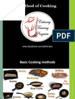 Basic Cooking Methods -https://chefqtrainer.blogspot.com/
