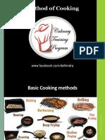 Basic Cooking Methods