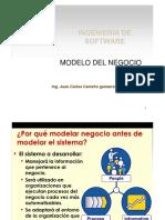 Clase 4 Modelo Del Negocio