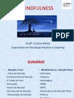 Mindfulness Pós Ipanema Maio 2017