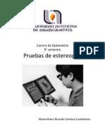 stereopsis pediatria