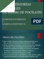 017 Las Categorias Formales de Focillón