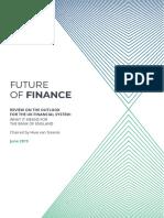 Future of Finance Report