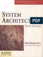 ISA System Architecture 3rd Edition, Tom Shanley and Don Anderson