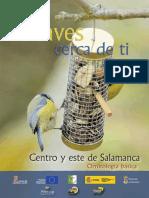 Aves Centro y Este de Salamanca