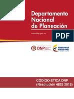 Código Ética PDF