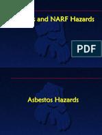 Bab 06 Asbestos & NARF Hazards.ppt