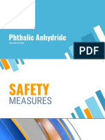 Phthalic Anhydride Safety
