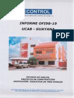 Análisis Proyecto  GUAYANA