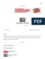 Latina Stereo Colombia en Vivo