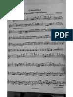 Colombina - Violino