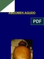 Abdomen Agudo - Original 2009