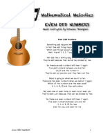 Even Odd Numbers - Notes.pdf