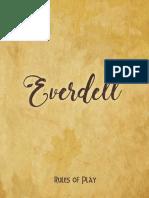 Everdell Reglas Spanish