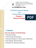 3. Research Design