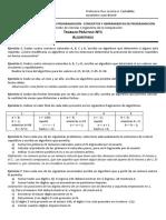 PHP - TP 1 - Algoritmos