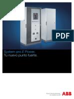 10 Catalogo de Beneficios System Pro E Power_1TXA803017B0701!03!2014