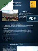 Ppt Proyecto Conga