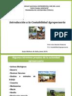 La Contabilidad Agropecuaria
