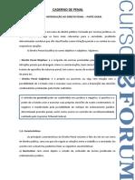 FORUM Caderno Direito Penal OAB