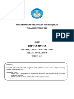 Tugas 2.1. Rpp Erfina Utina Ppg Ung 2019 New