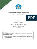 Tugas 2.1. Rpp Erfina Utina Ppg Ung 2019 New
